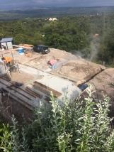 Febrero, haciendo cimientos
